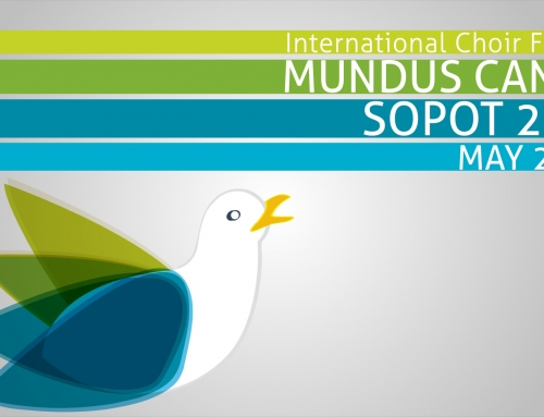 Welcome to the 11th International Choir Festival MUNDUS CANTAT SOPOT 2015