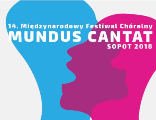 Startuje Mundus Cantat 2018!