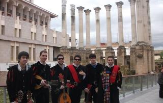 Tuna Universitaria Derecho de Córdoba na MUNDUS CANTAT SOPOT