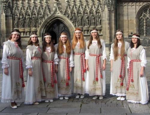 Program festiwalu muzyki sakralnej